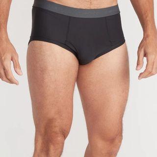 Exofficio Flyless Brief Travel Underwear Black