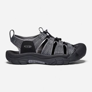 Keen Newport H2 Black / Steel Grey