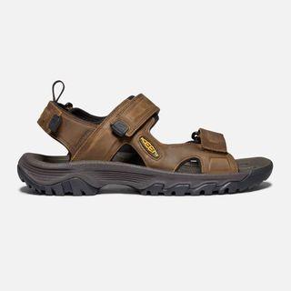 Keen Targhee 3 Open Toe Sandal Bison / Mulch
