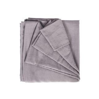 Mont Silk Inner Sheet Standard Ash