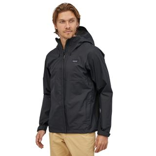 Patagonia M Torrentshell 3l Jacket Black