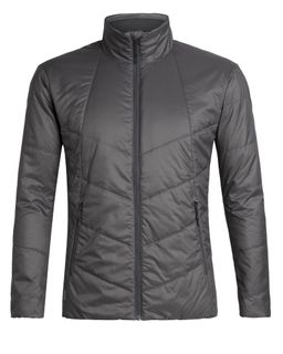 Icebreaker Men's Merinoloft Helix Jacket Monsoon