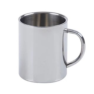 Campfire S/s Double Wall Mug Large 420ml