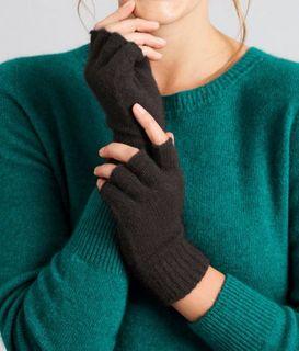 Merino Snug Holler Fingerless Glove