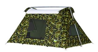 Kodiak Canvas Flex Bow Vx Tent 8.5x6 Camo