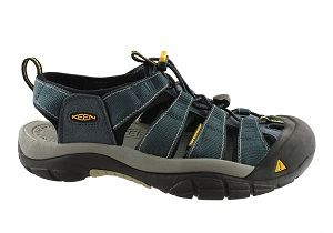 Keen Mens Newport H2 Navy / Medium Grey
