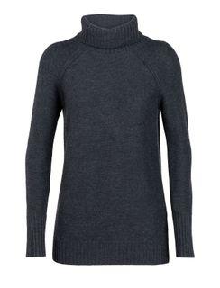 Icebreaker Women's Waypoint Roll Sweater