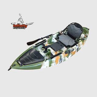 Infinity 2.85m Dory Fishing Kayak