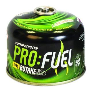 Companion Pro Butane Cartridge 230gm Screw On