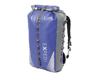 Exped Torrent 40 Waterproof Pack Blue / Grey