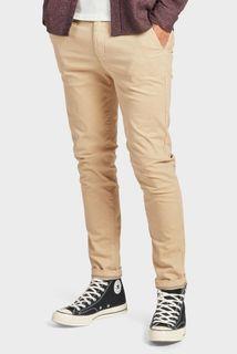 Academy Brand Cooper Slim Chino Sandstone