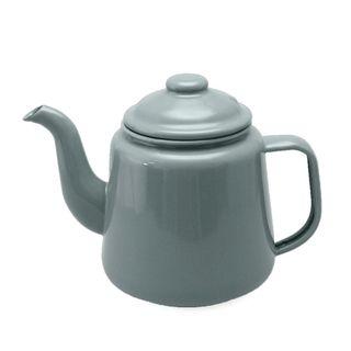 Falcon Enamel Teapot 14cm Grey 1.5lt