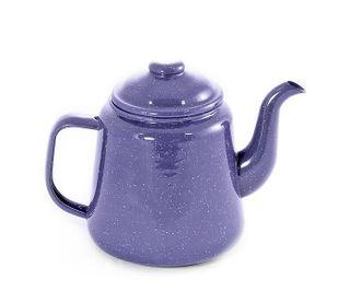 Falcon Enamel Tea Pot 1.5l Blue