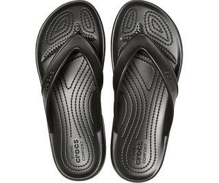 Crocs Classic 2 Flip Relaxed Fit Black