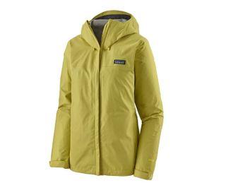 Patagonia Women's Torrentshell 3l Jacket Pineapple