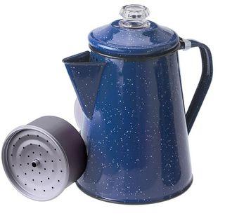Falcon Enamel Coffee Perc 1.2l Blue