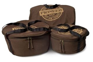 Campfire Cast Iron Storage Bag 12 Quart