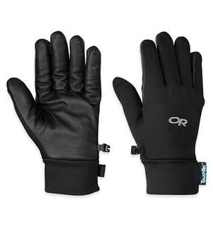 Outdoor Research Mens Sensor Gloves Black