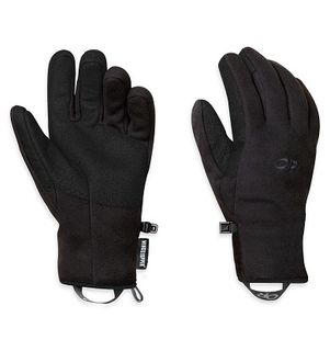 Outdoor Research Womens Gripper Gloves Black