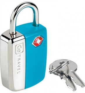 Go Glo Travel Sentry Lock