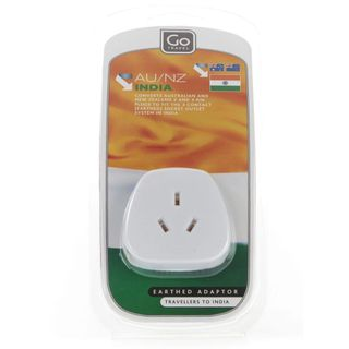 Go Travel Adaptor Aus / Nz - India