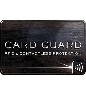 Go Travel Rfid Blocking Card Covers 2 Pack