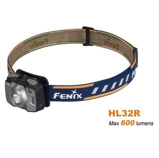 Fenix Hl 32 R Head Torch Blue