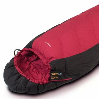 SLEEPING BAGS: DOWN