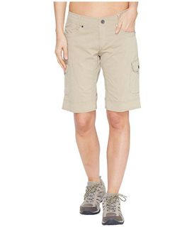"Kuhl Womens Splash Short 11"" Desert Khaki"