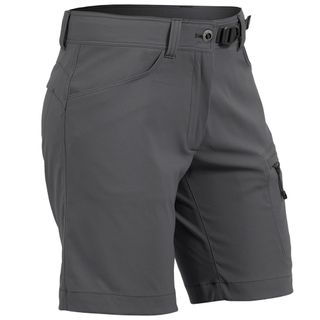 Mont W Mojo Stretch Short Charcoal
