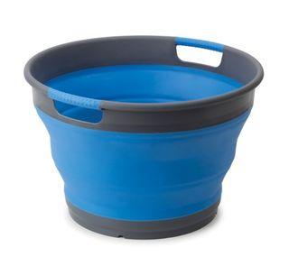 Companion Pop Up Laundry Tub 12l Blue