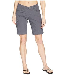 "Kuhl Womens Splash Short 11"" Ink Black"