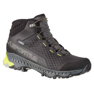 La Sportiva Mens Stream Gtx Carbon/apple