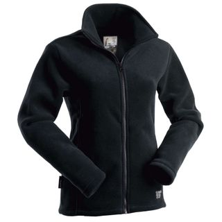 Earth Sea Sky Womens Lava Jacket Black
