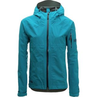 Outdoor Research Womens Aspire Jacket Oasis