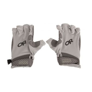 Outdoor Research Unisex Chroma Sun Gloves 50+ Upf Alloy