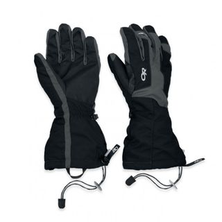 Outdoor Research Womens Arete Gloves Black