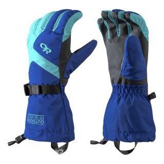 Outdoor Research Womens Adrenaline Gloves Baltic / Typhoon