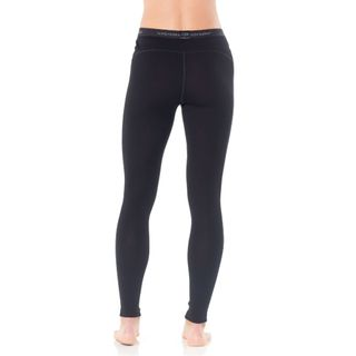 Icebreaker Womens 260 Tech Leggings Black