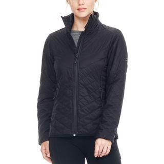 Icebreaker Womens Hyperia Lite Jacket Black