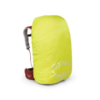 Osprey High Visibility Rain Cover Electric Lime Small