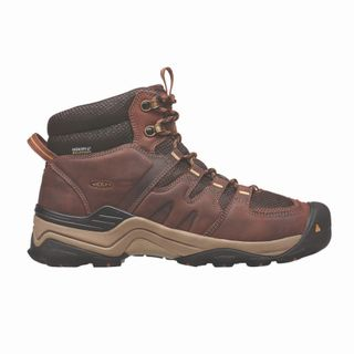 Keen Mens Gypsum Ii Mid Wp Coffee Bean / Bronze Mist