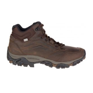 Merrell Mens Moab Adventure Mid Wp Dark Earth