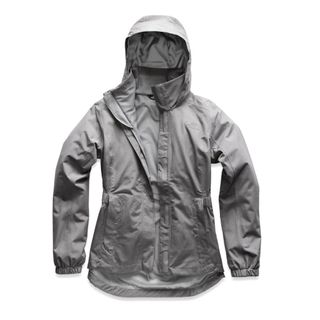 The North Face Womens Resolve Parka Grey Heather