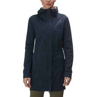 The North Face Womens Allproof Stretch Parka Urban Navy