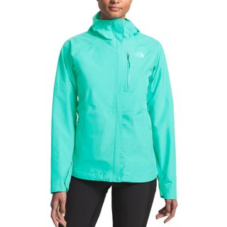 The North Face Womens Dryzzle Jacket Ion Blue
