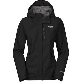 The North Face Womens Dryzzle Jacket Black