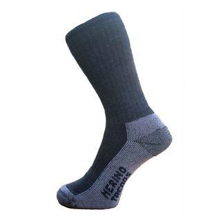Merino Treads Unisex All Day Feet Navy Marle