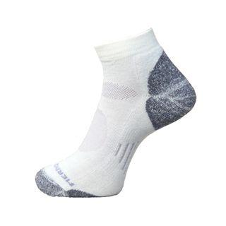 Merino Treads Unisex Airflow Anklet Ivory