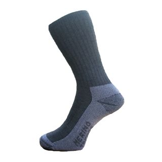 Merino Treads Unisex All Day Feet Charcoal